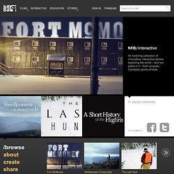 interactive - National Film Board of Canada