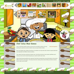 Kids Nutrition Arcade -Fun Healthy Food Games for Kids, Chef Cooking Games, Healthy Meals, Food Label Learning Games, Eating Healthy, Free Interactive Educational Games