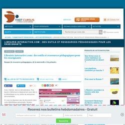 Librairie-interactive.com : des outils et ressources pédagogiques pour les enseignants