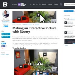 Making an Interactive Picture with jQuery