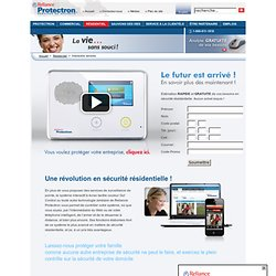 Interactive services - Protectron.com