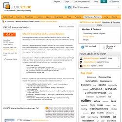 KALIOP Interactive Media