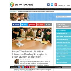 Interactive Reading Strategies
