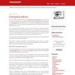Blog Archive » C'est quoi le web 2.0