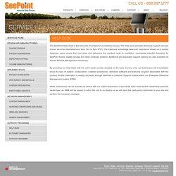 Interactive Self Service Touch Screen Kiosks