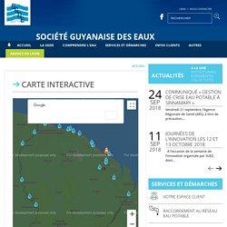 Société Guyanaise des Eaux