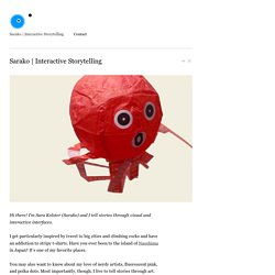 Interactive Storytelling - sarako