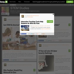 Interactive Teaching Tools Help Students Go With the Flow | STEM Studies