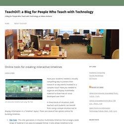 TeachOIT: a Blog for People Who Teach with Technology