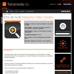 Interactive Video Creator