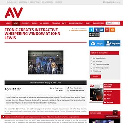 Pro AV news, analysis and comment from Europe's leading Audio Visual title