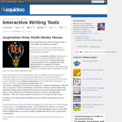 Interactive Writing Tools