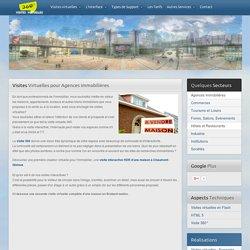 Visite Virtuelle 360 : spécialiste des visites interactives de haute qualité pour agences immobilières et le secteur immobilier