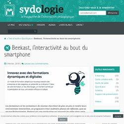 Beekast, l'interactivité au bout du smartphone