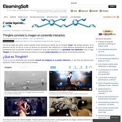 Thinglink convierte tu imagen en contenido interactivo