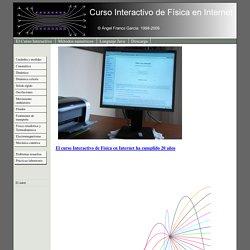 Curso Interactivo de Física en Internet