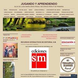 RECURSOS INTERACTIVOS DE EDITORIAL S.M.