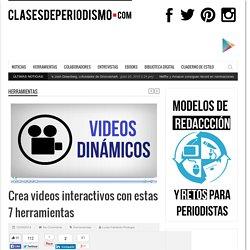Crea videos interactivos con estas 7 herramientas