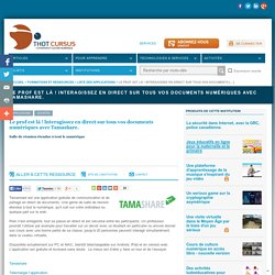 Tamashare: réunion virtuelle