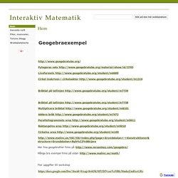 Interaktiv Matematik