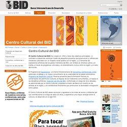 Centro Cultural del BID