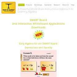 SMART Board & Interarctive Application Downloads