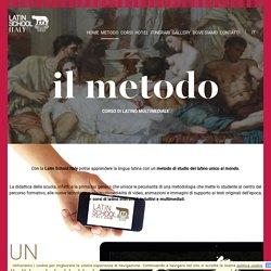 Metodo di studio latino: i corsi di latino interattivi, induttivi e multimediali