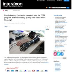 InteraXon Blog