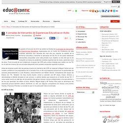 X Jornadas de Intercambio de Experiencias Educativas en Avilés