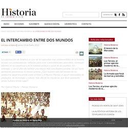 EL INTERCAMBIO ENTRE DOS MUNDOS