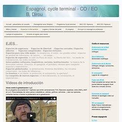 Espacios e intercambios - Site de diroutice2 !