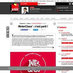 #InterClass' : c'est parti !