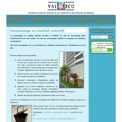 Composteurs en habitat collectif à Blois