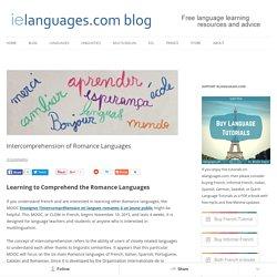 Intercomprehension of Romance Languages