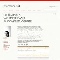 Interconnect IT - WordPress Consultants, Web Development and Web Design