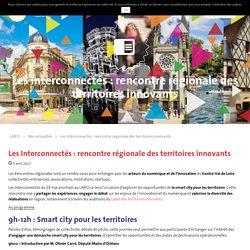 Les Interconnectés : rencontre régionale des territoires innovants - LAB'O