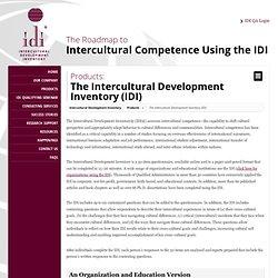 The Intercultural Development Inventory (IDI)