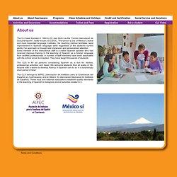 Cuernavaca Language School - México - CIDOC - Centro Intercultural de Documentación - first Spanish school in Cuernavaca - Spanish classes - intensive courses - Ivan Illich - español en México - study spanish abroad - Cuernavaca - Mexico - Spanish and Mex