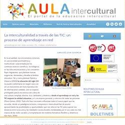 La interculturalidad a través de las TIC: un proceso de aprendizaje en red