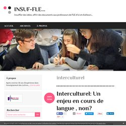 interculturel