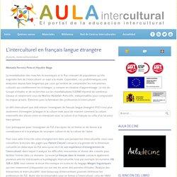 L'interculturel en français langue étrangère