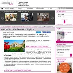 Interculturel : travailler avec la Belgique