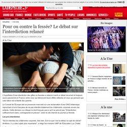 Pour ou contre la fessée? Le débat sur l'interdiction relancé - 03/03/2015