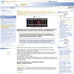 Projet interdisciplinaire (Espagnol, Philosophie, EMC, Arts Plastiques) eTwinning ( Lycée Italien de Naples) : ¡Luchemos contra la discriminación !- Espagnol