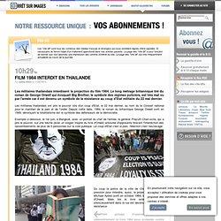 Film 1984 interdit en Thailande
