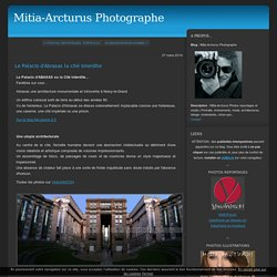 Le Palacio d'Abraxas la cité interdite - Mitia-Arcturus Photographe