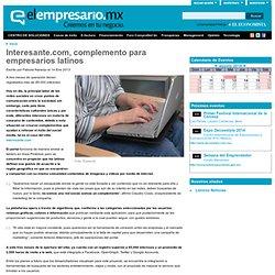Interesante.com, complemento para empresarios latinos