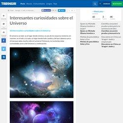 Interesantes curiosidades sobre el Universo