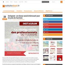 Instagram : un réseau social intéressant pour les pros du tourisme -