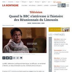 Quand la BBC s'intéresse à l'histoire des Réunionnais du Limousin - Limoges (87000)